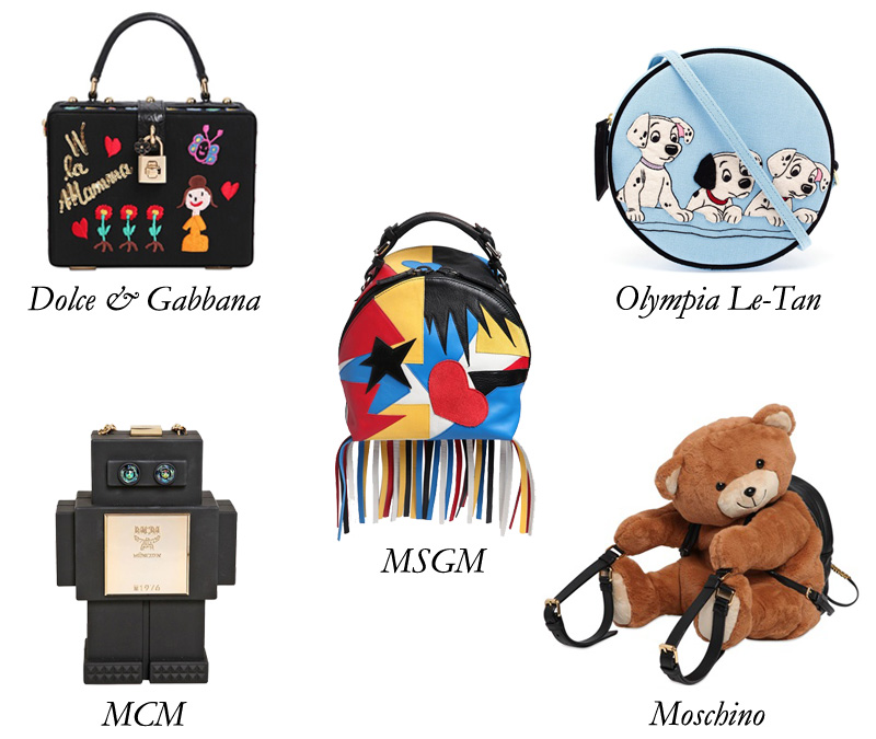 OlympiaLeTan_MSGM_MCM_Moschino_DolceandGabbana_Backpack_Shoulder_Bag_Box_Drum