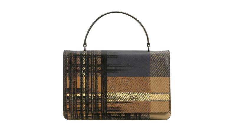 Prada_Plaid_Shoulder_Bag