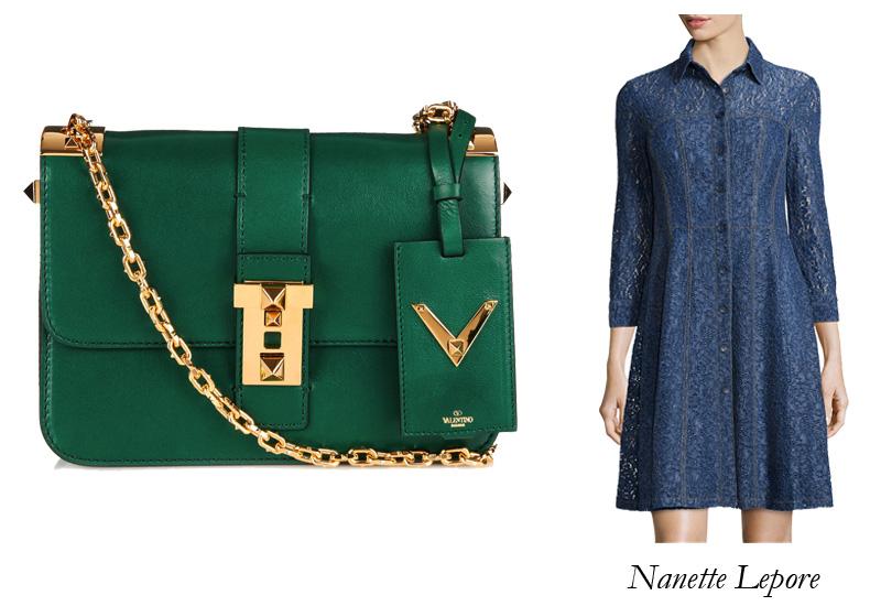 Valentino_Shoulder_Bag_NanetteLepore_Denim_Dress