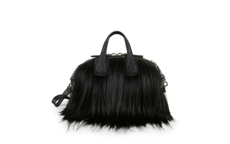 Givenchy_Goat_Fur_Satchel