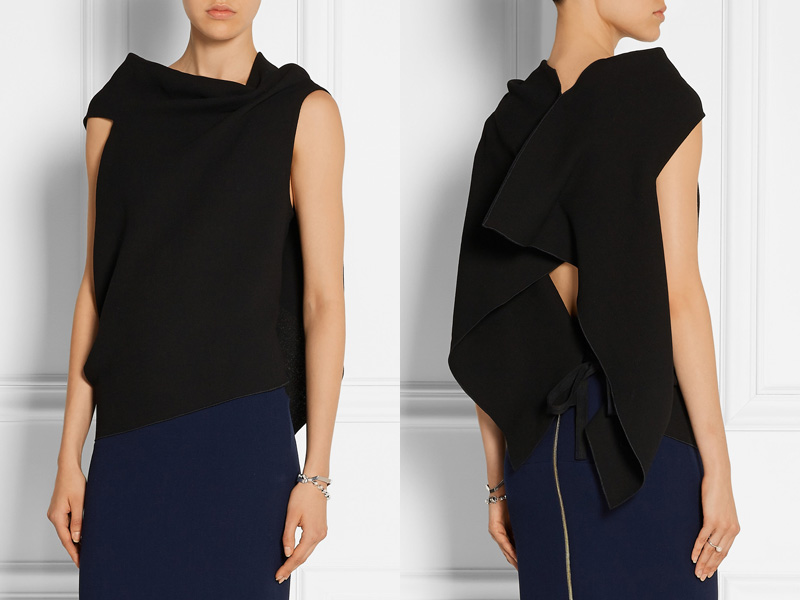 RolandMouret_Top_Crepe_wool
