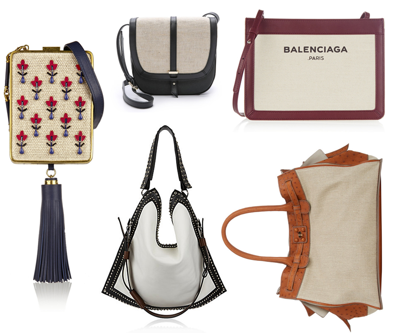 33288c0ba3 Top 5 Unexpected Canvas Bags: Yes We Canvas!