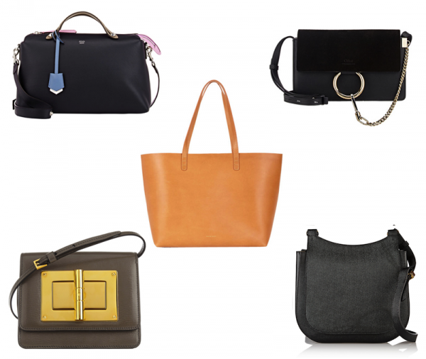 Top 5 Ultimate On-Trend Bags NOW