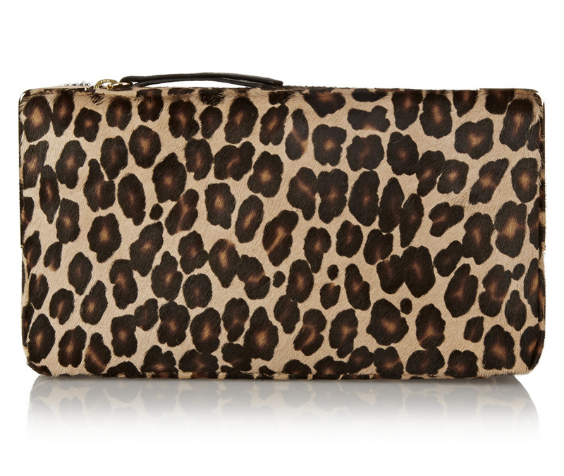 tamaramellon_animal_print_clutch_bag