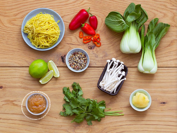 Learning How to Cook with Blue Apron