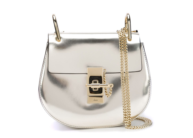 Top 5 Metallic Mirror Bags