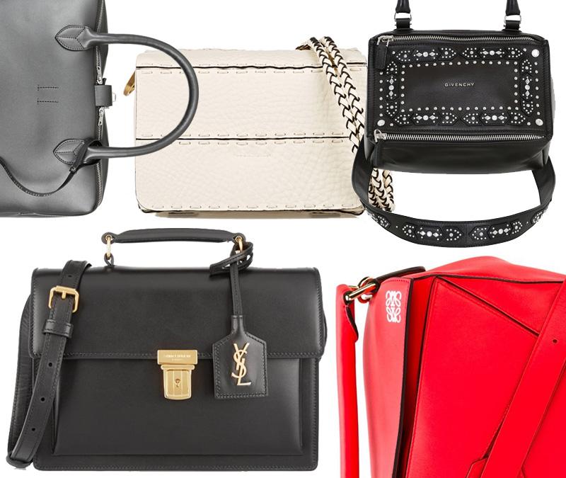 Givenchy_Loewe_SaintLaurent_GoldenGoose_Lanvin_Shoulder_Tote_Bag