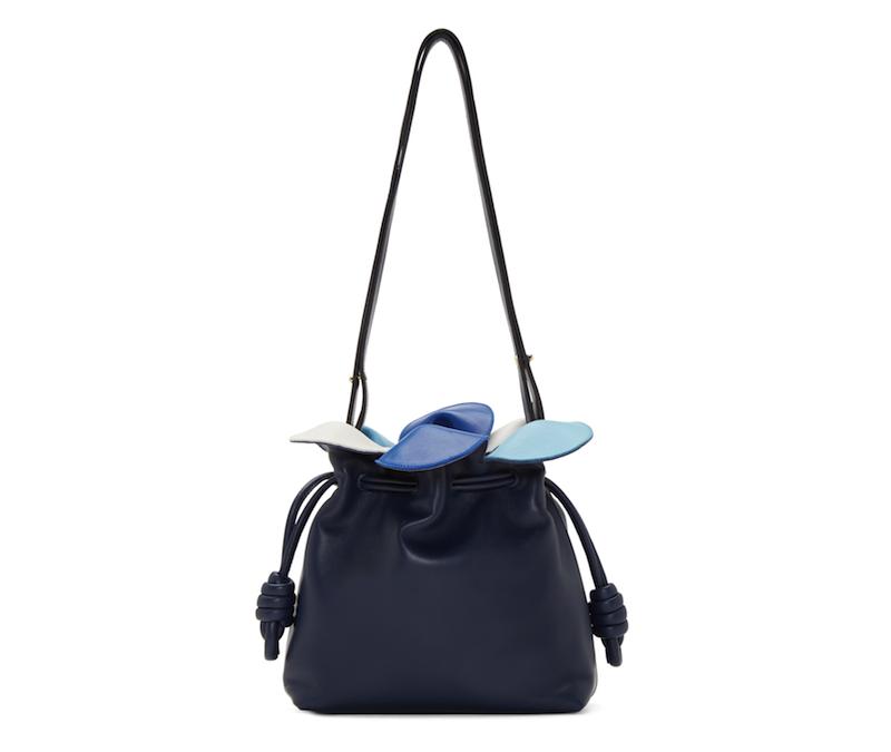 Loewe Flamenco Small Petal Bag