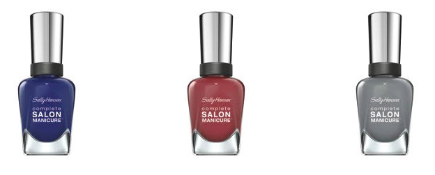 Sally Hansen Fall 2015 Designer-Inspired Shades