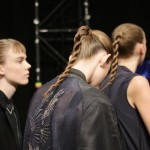A Unique Runway Ponytail You Could Rock From-Day-to-Night (and to the Gym!)