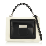 Balenciaga Bal58 Leather Shoulder Bag