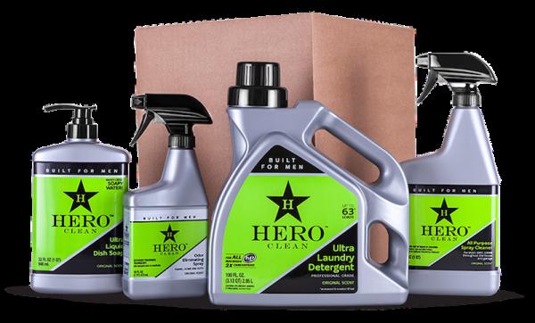 Hero Clean