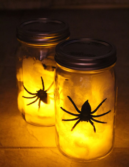 13 Pain Free Spooky, Easy and Fun Halloween Party Ideas