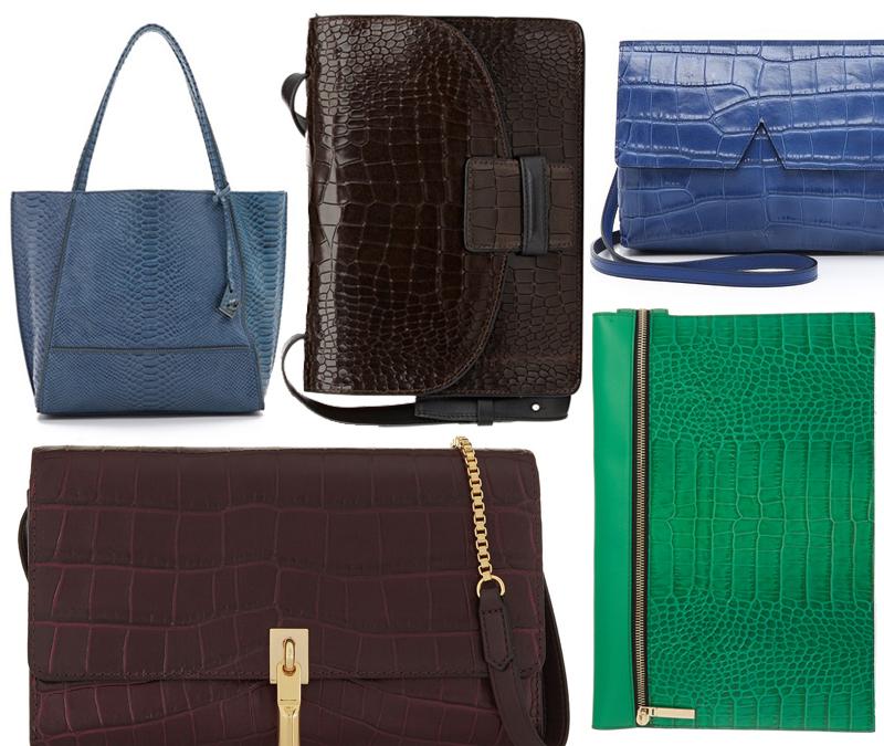 Top 5 Faux Skin Bags
