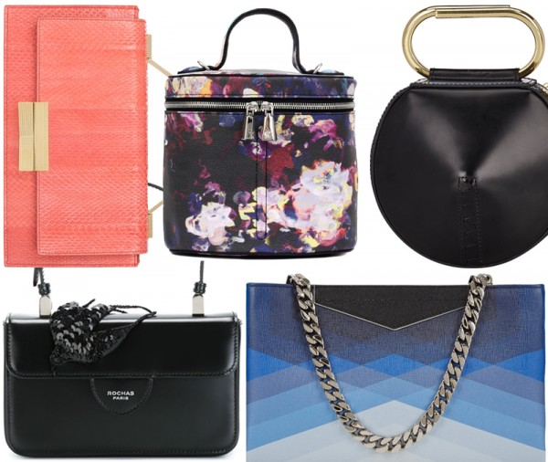 Top 5 Fun, Unexpected Top-Handle Bags