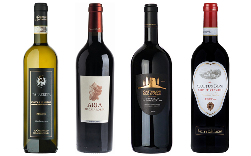 Snob Guide to Italian Wines