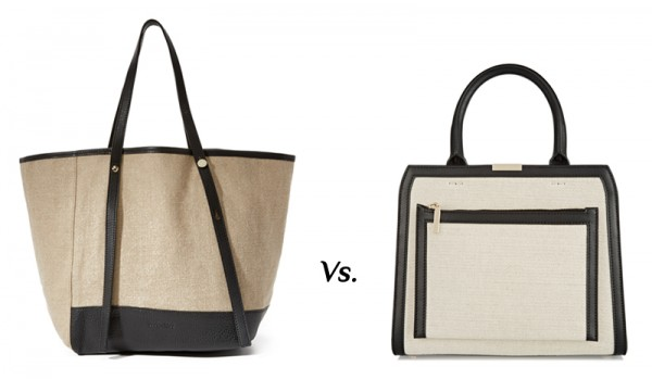 Burlap Vs. Canvas