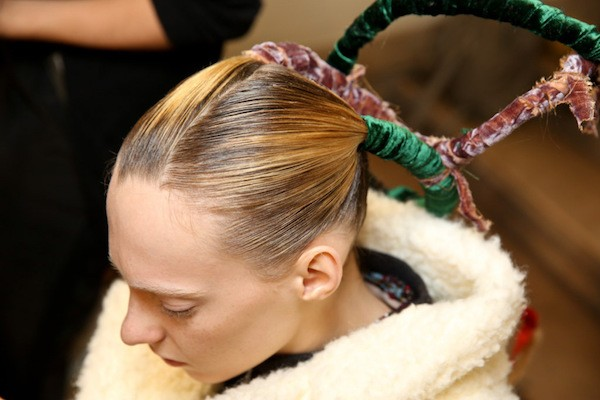 Paris Fashion Week Fall 2016 Beauty Trends