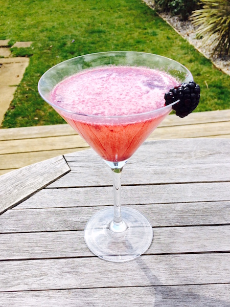 blackberry fizz II