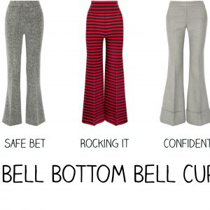 The Bell Bottom Bell Curve: From Underwhelming to Overboard
