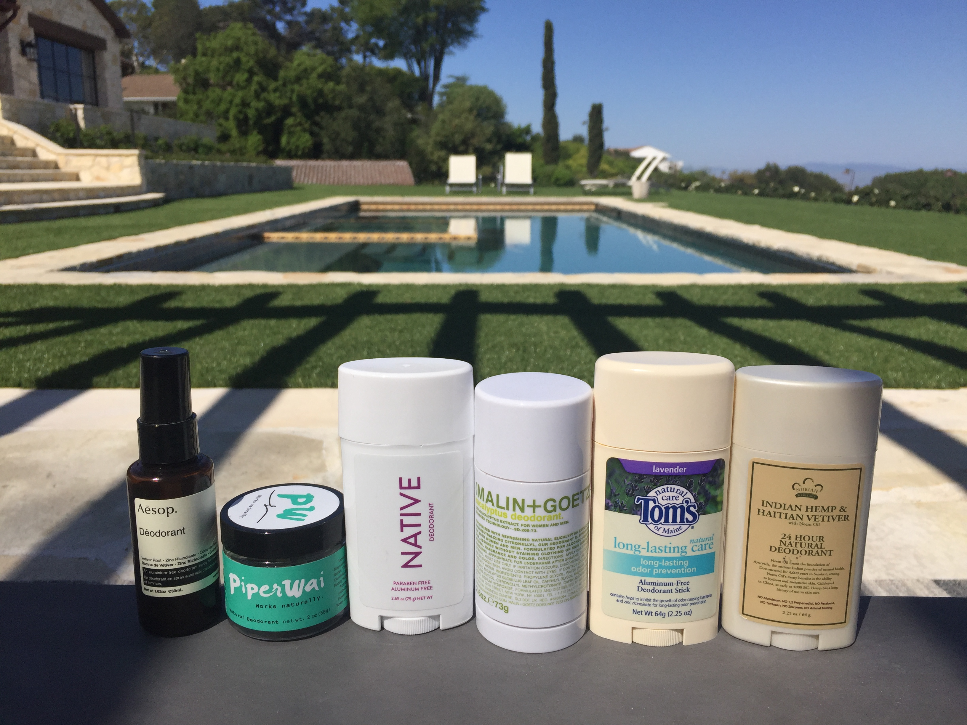 Natural Deodorants That Come Up Smelling Like Roses - Snob Essentials