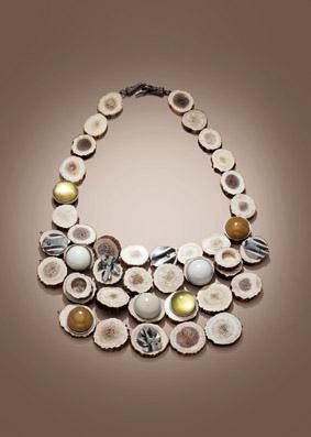 Bottega Veneta Horn Necklace - Snob Essentials 802a60b849972
