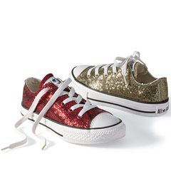 best cheap 9751f 4bdc4 Glitter Low Top Chuck Taylors