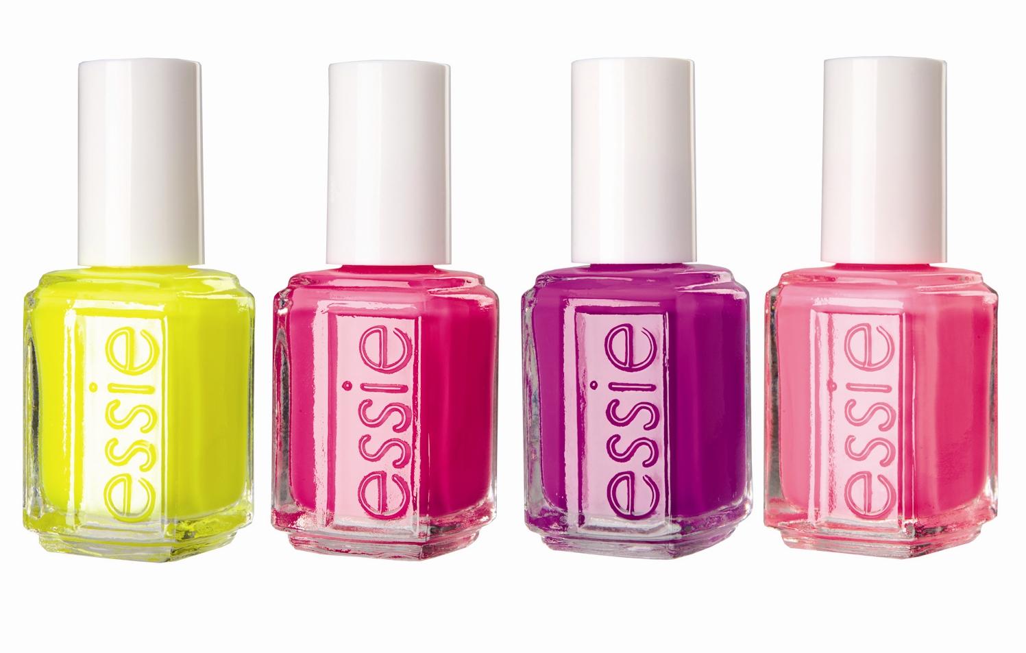 essie Summer 2009 Neon Collection - Snob Essentials