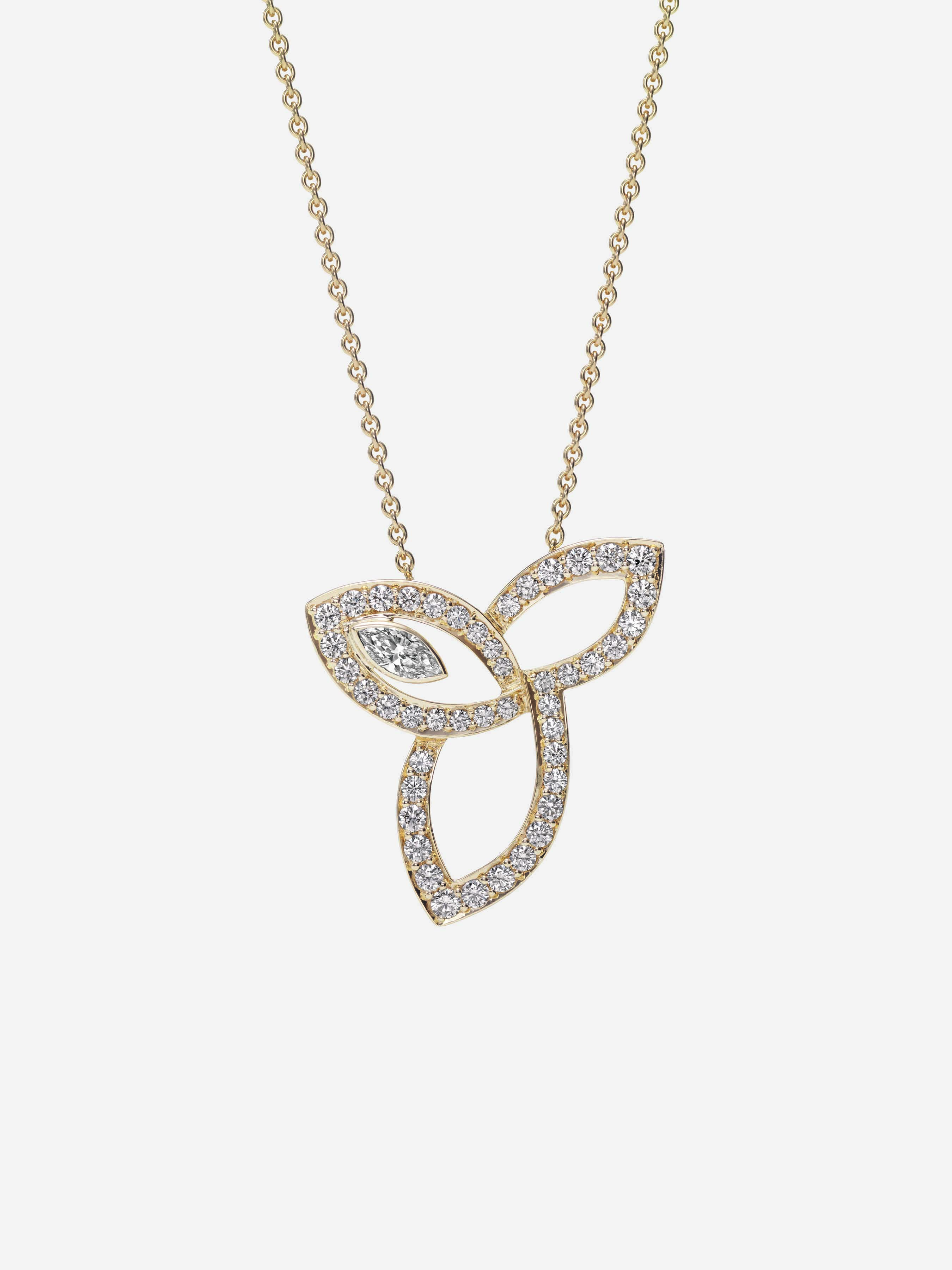 Harry winston lily cluster collection snob essentials lilyclusterpendantyellowgoldg lilyclusterearringsyellowgoldg aloadofball Images