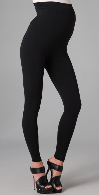 fd489584363b0 David Lerner Maternity Leggings - Snob Essentials