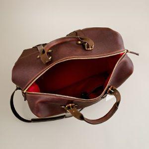 J Crew Duffle Bag