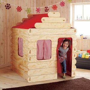 Kids Play Log Cabin Snob Essentials