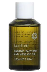 Bamford Organic Baby Bath Amp Massage Oil Baby Love Snob