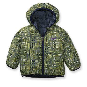 Patagonia Baby Reversible Puff Ball Jacket Snob Essentials