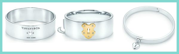 147eb305e Tiffany & Co. Locks Bangles: Under Lock and Key - Snob Essentials